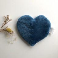 coeur dos bleu