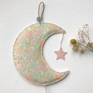 lune japonais rose eteinte