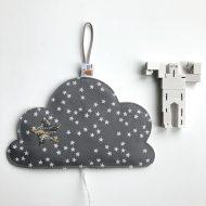 nuage gris eteint